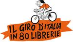 #Giro80librerie - logo